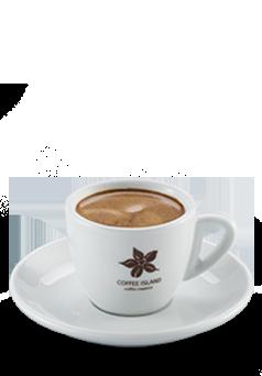 Ibrik Single Cup & Saucer